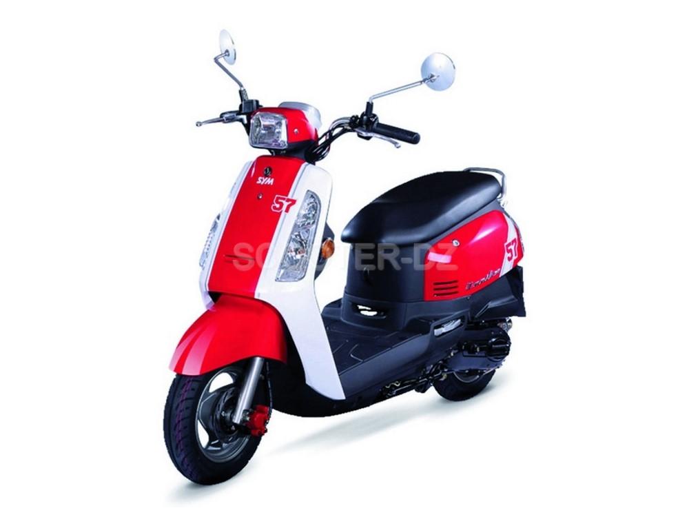 Scooter Sym Tonik 125