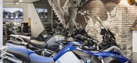 Daniel Motos : un nouveau Flagship Store BMW Motorrad à ouvert à Paris
