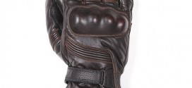 Gants Helston's Titan : cuir vintage en hiver