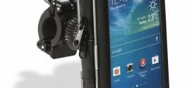 Nouveau support smartphones Shad pour iPhone 6 Plus et Galaxy S5