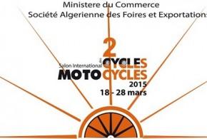 2ème édition du Salon International des Cycles et Motocycles d'Alger