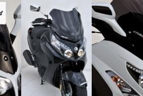Ermax Algérie habille votre scooter SYM !