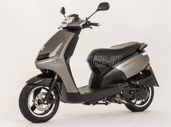 dimension garage scooter peugeot 125 vivacity. Black Bedroom Furniture Sets. Home Design Ideas