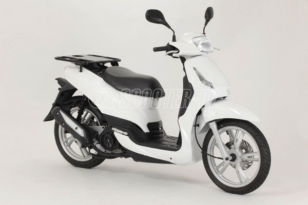 peugeot tweet evo 125 pro scooter dz. Black Bedroom Furniture Sets. Home Design Ideas