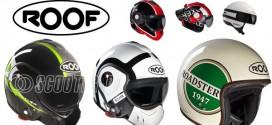 Nouvelle collection 2015 : les casques ROOF