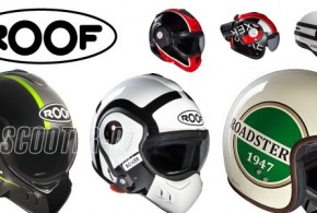Nouvelle collection 2015 : les casques ROOF
