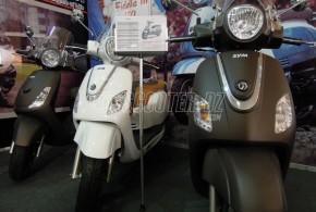 SICM 2015 : SYM Algérie, une grande famille de scooters ...