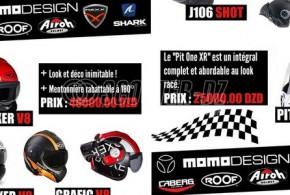 Équipements scooters : SYM Algérie annonce la couleur !