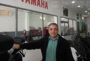 Entretien avec Mr Laid A., Directeur commercial de Yamaha Algérie