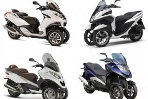 France : marché 3-roues mai 2015, le 3-roues porteur…
