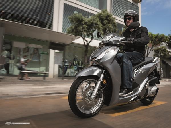 Nouveau Honda SH 300 2016 : des précisions