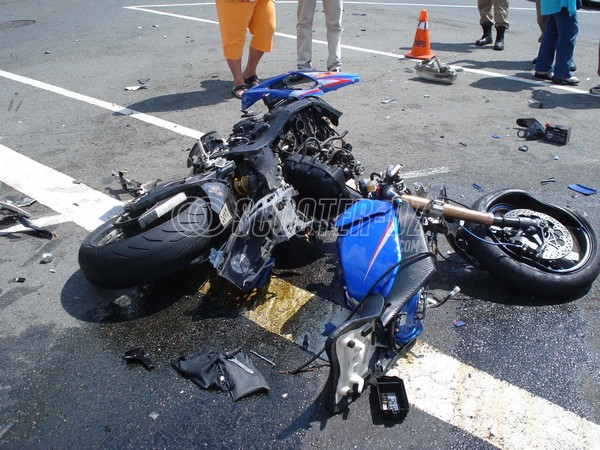 Accidents de la route : les motos dans la ligne de mire de la DGSN