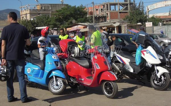 moto scooter blida