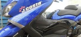 J.Costa Algérie : Nouveau EVO4 pour TMax 530