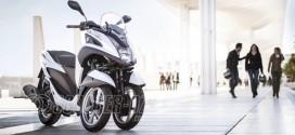 Yamaha Algérie : Bientôt le 3 roues urbain, le Tricity 125 ABS