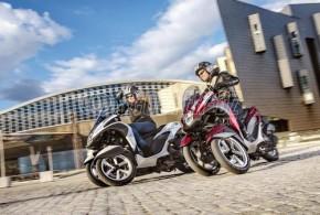 Algérie : Yamaha Tricity 125 ABS à 559.000 Dinars