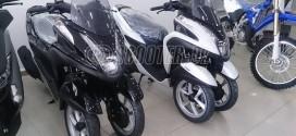 Yamaha Algérie : le Tricity ABS est arrivé !