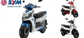Sym Algérie : les scooters 125 arrivent en ce mois d'Aout ...