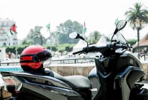 Communiqué de presse : nouveau Yamaha Tricity