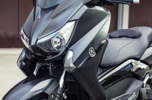 Yamaha Xmax 125, 250 et 400 Iron Max : nouvelle série spéciale