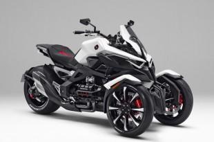 Honda Neowing : un trois-roues hybride au salon de Tokyo