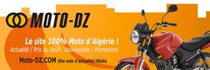 Le site 100% Moto d'Algérie !