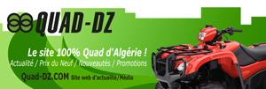 Le site 100% Quad d'Algérie !