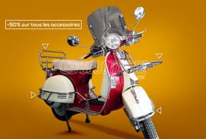 LML Algérie : - 50% de réduction sur toute la gamme accessoires !