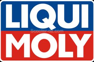 Gamme des huiles Liqui Moly pour scooters et motos
