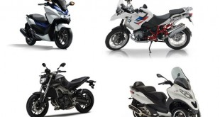 Marché moto-scooter septembre 2015 : le Forza mène la danse