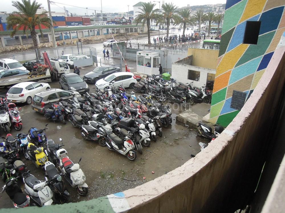 Alger : Les scootéristes lésés réclament une solution administrative