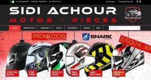 SidiAchour-MotosPieces.com, le site internet est là !