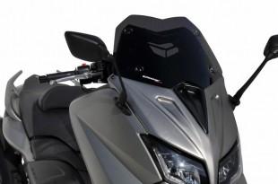 Bulle Hypersport pour Tmax 530 chez Ermax
