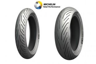 Michelin : nouveaux Pilot Power 3 et Pilot Road 4 pour scooter