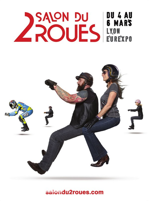 Salon du 2 roues de lyon 2016 dates et programme for Salon lyon 2016