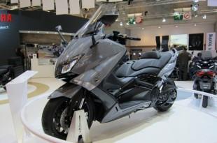 Nouveauté 2016 - Salon Paris - Yamaha Tmax Lux Max 2016