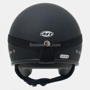 MT Helmets : le nouveau casque jet Custom Rider Solid