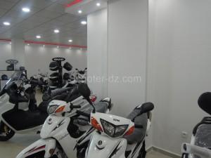 SYM Algérie : Ouverture du nouveau Showroom d'Alger (Bordj El Kiffan)