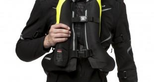 Gilet airbag : nouveau Spidi Full DPS