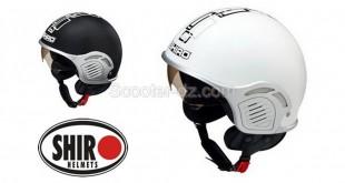 Idée shopping : casque jet homologué SHIRO SH-482