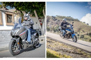 Essais Honda Integra et NC 750 X 2016 : le DCT presque parfait !