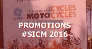 SICM 2016 : les promotions et remises du salon motocycles d'Alger