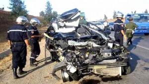 Gendarmerie nationale : réduire en 2016 de 30 % des accidents de la route dans le pays