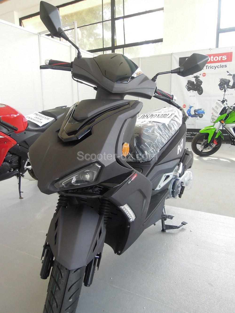 moto scooter okinoi