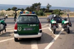 """La Gendarmerie nationale ne lésine pas sur les moyens pour une couverture """"efficace"""" du réseau routier"""