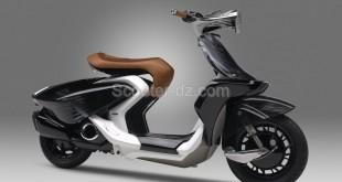 Prototype Yamaha 04GEN au Vietnam Motorcycle Show 2016