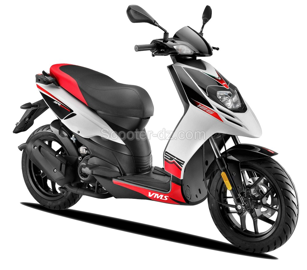 moto scooter vms