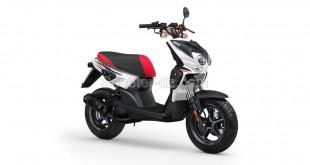 Yamaha Slider 50 Naked