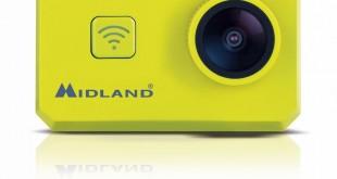 Midland H7 : 4K et télécommande au poignet
