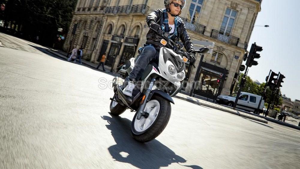 Yamaha Algérie : gamme scooters 50 cm3, disponibilité et ...